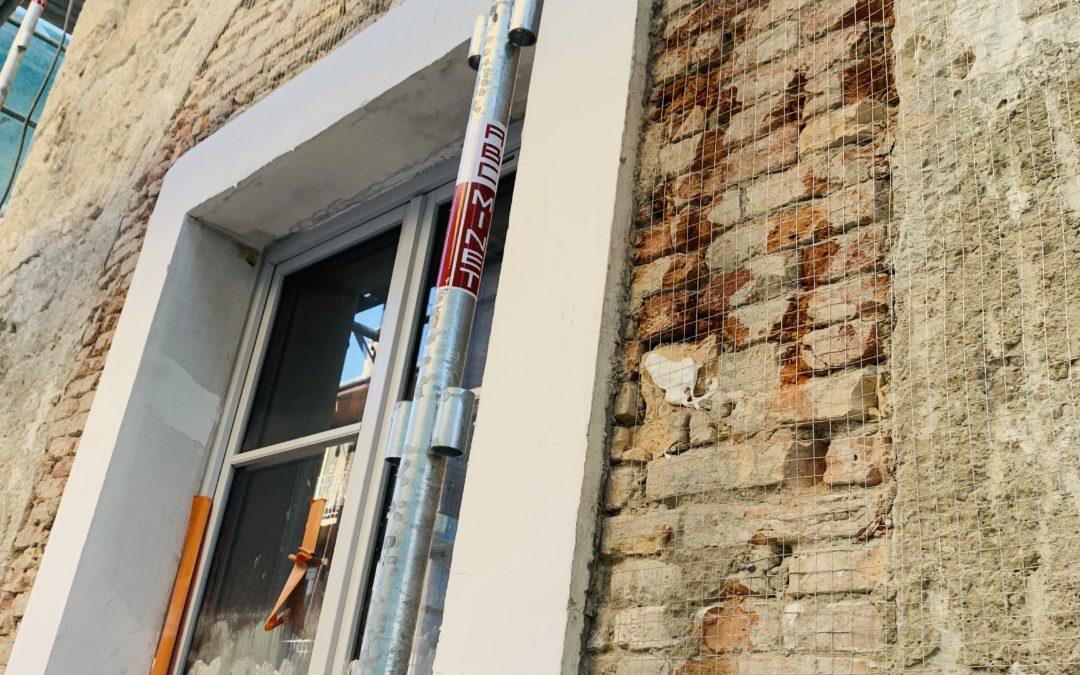 Aides financières pour la réfection de façades