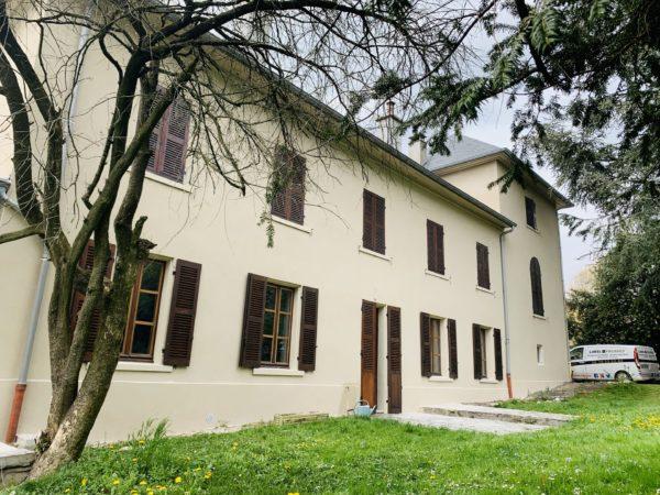 Rénovation extérieur:  peinture et ravalement