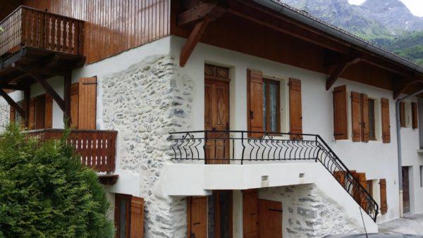 Rénovation extérieur à Ugine 73400 Savoie