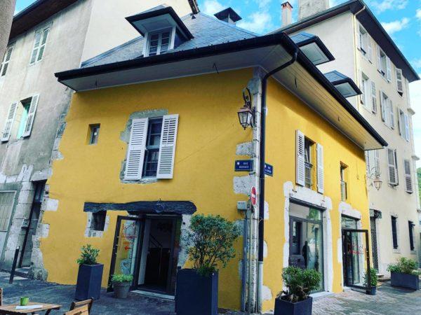 Rénovation extérieur Chambéry centre / Savoie