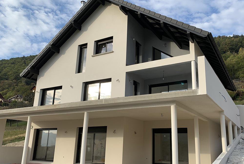 Ravalement de façades à Grenoble 38000